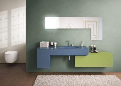Lavabo-36e8-blu-e-verde